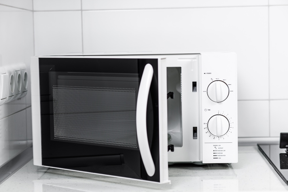 convection oven vs microwave