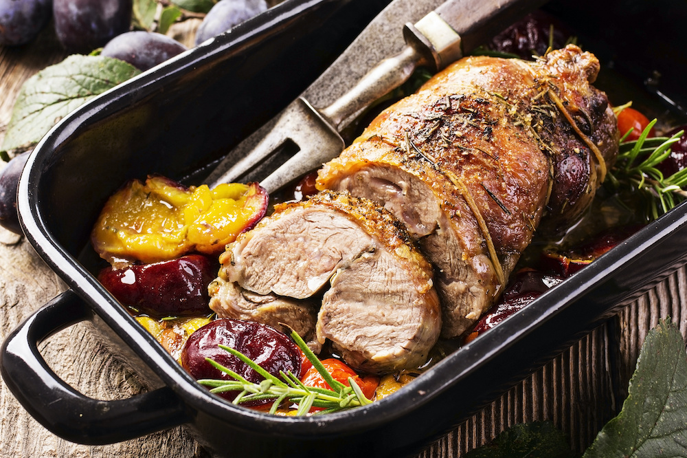 how to cook boneless leg of lamb in convection oven