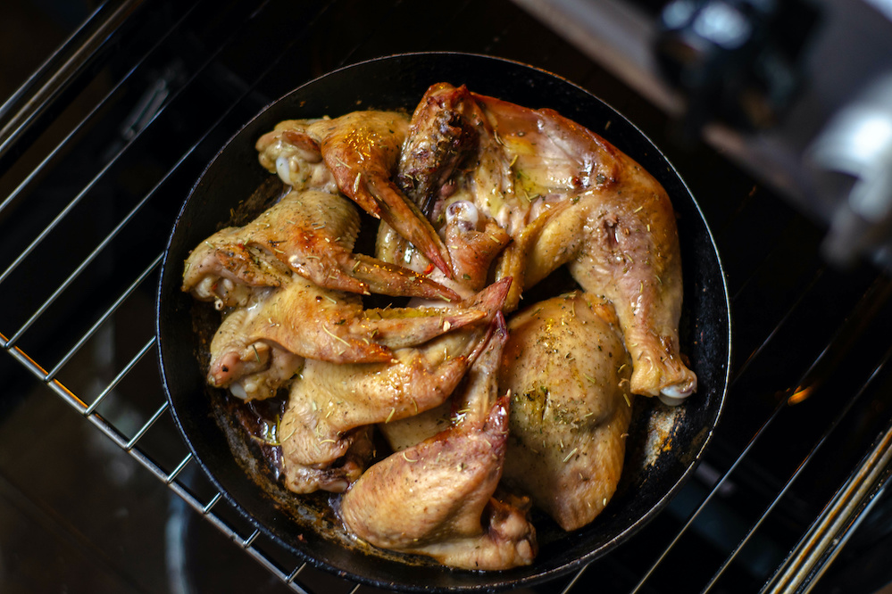how to cook chicken wings in a convection microwave